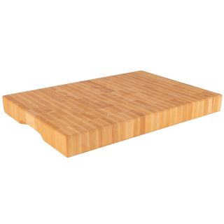 Cross-cut beechwood chopping block, oiled 500 x 350 x 50 mm