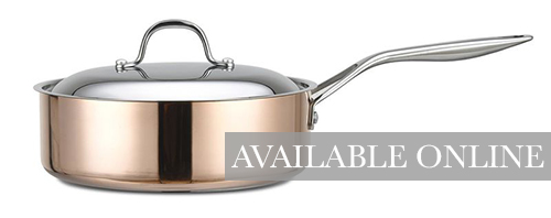 B'chef Sauteuse copper induction