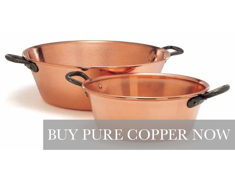 Interesting Facts About Copper Pots And Copper Cookware